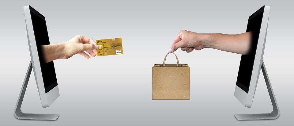shopping på nettet