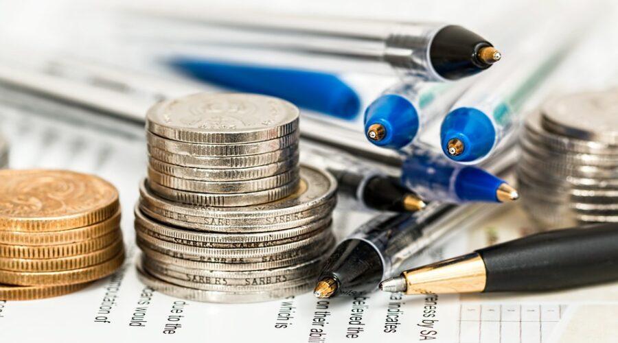 budget -penge