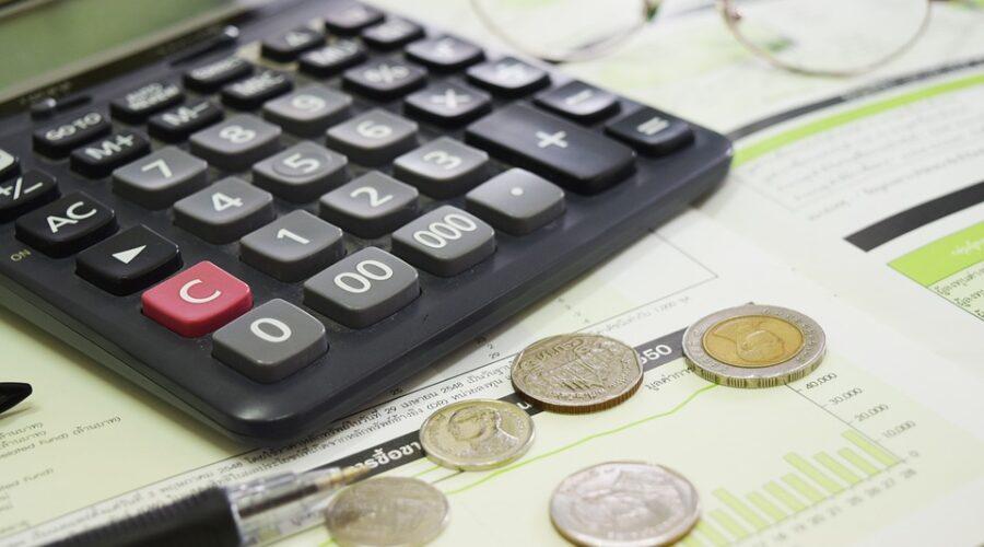 Lommeregner og mønter