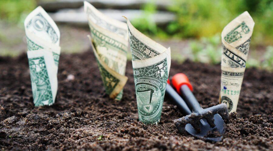 Penge der gror