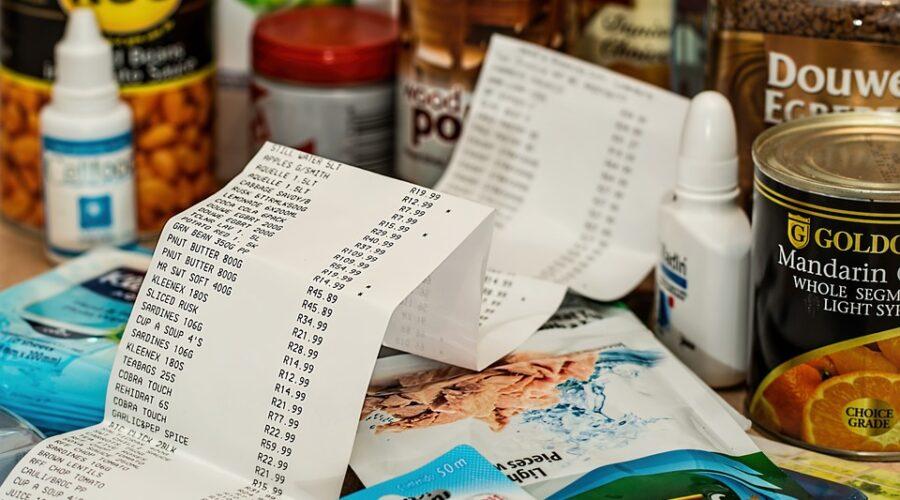 Ophobning af regninger